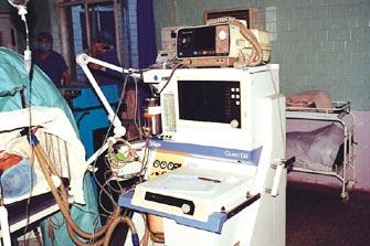 多功能麻醉,呼吸监护系统